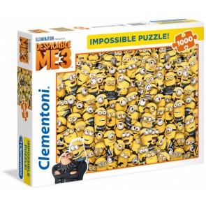 Clementoni Puzzle Despicable Me Impossible Jigsaw Puzzle