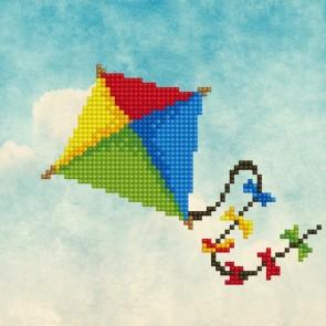 Diamond Dotz Diamond Art - Kite Kit