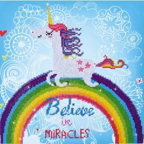 Diamond Dotz Believe In Miracles Kit