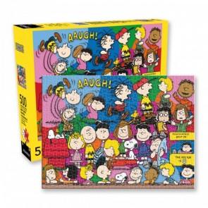 Aquarius Peanuts - Cast Jigsaw Puzzle