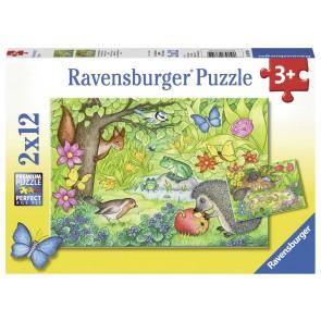 Animals in Our Garden Puzzle