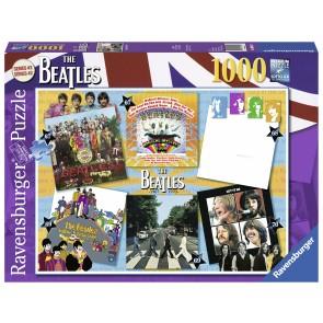 Beatles Albums 1967-1970 Puzzle