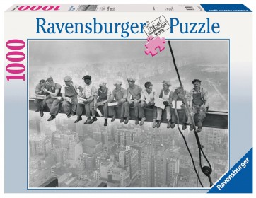 Rburg - Lunchtime Puzzle 1932 1000pc