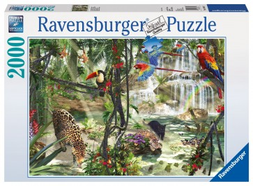 Rburg - Jungle Impressions Puzzle 2000pc