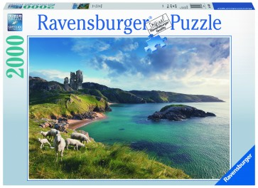 Rburg - Slovenian Bled Puzzle 2000pc