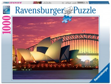 Rburg - Opera House Harbour BR Puzzle 1000pc