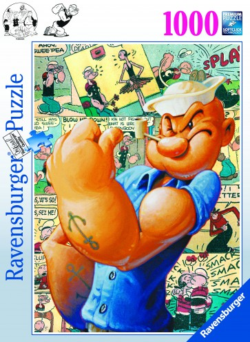 Rburg - Popeye 1000pc Puzzle