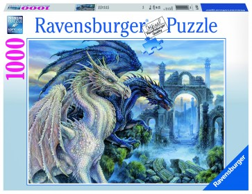 Rburg - Mystical Dragon Puzzle 1000pc