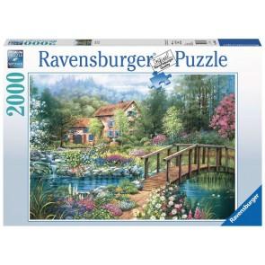 Ravensburger Shades Of Summer Jigsaw Puzzle