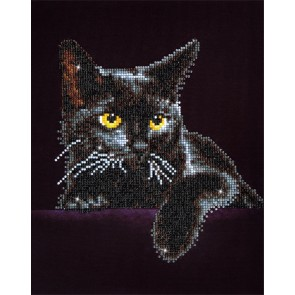 Diamond Dotz Midnight Cat Kit