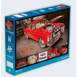 Ford - Falcon Jigsaw Puzzle