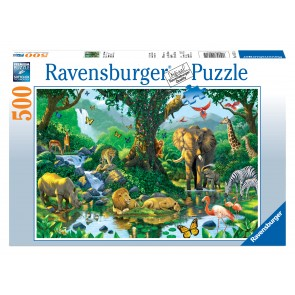 Rburg - Harmony in the Jungle Puzzle 500pc
