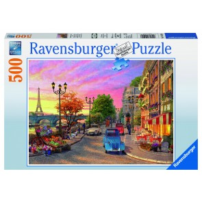 Rburg - A Paris Evening Puzzle 500pc
