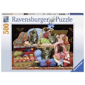 Fluffy Pleasure Puzzle