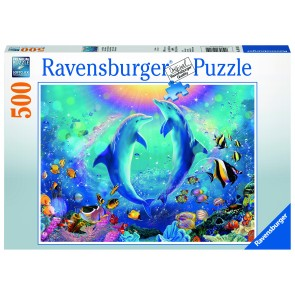 Dancing Dolphins Puzzle