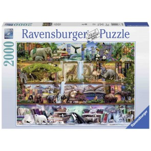 Wild Kingdom Puzzle