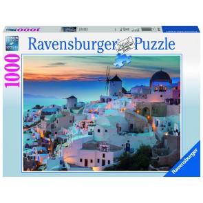 Rburg - Santorini/Cinque Terre 1000pc Puzzle