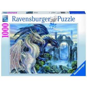 Rburg - Mystical Dragon Puzzle 1000pc