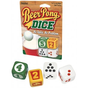 iPartyHard Beer Pong Dice Game