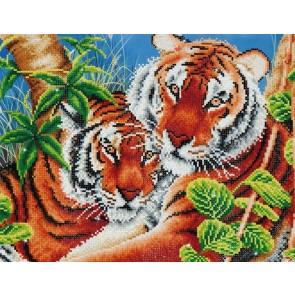Diamond Dotz Tender Tigers Kit