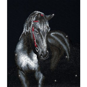 Diamond Dotz Midnight Stallion Kit