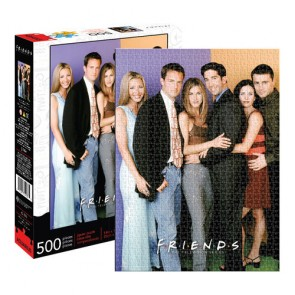 Aquarius Friends Cast  Jigsaw Puzzle