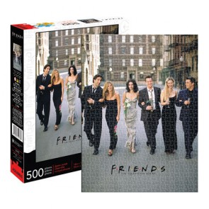 Aquarius Friends Wedding  Jigsaw Puzzle