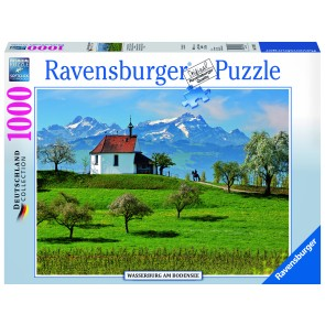Rburg - Lake Constance Puzzle 1000pc