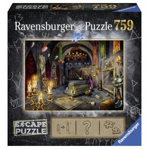 ESCAPE 6 Vampire Castle Puzzle