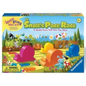 Rburg - Snail's Pace Race Game