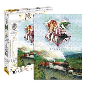 Harry Potter - Train Jigsaw Puzzle
