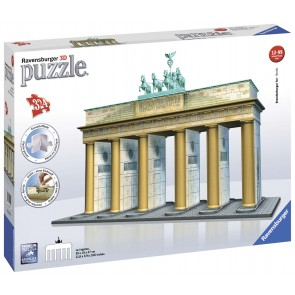 Brandenburg Gate 3D Puzzles