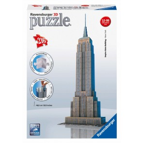 Rburg - Empire State Building 3D Puzzle 216pc