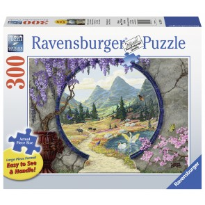 Into a New World Puzzle