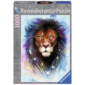 Majestic Lion Puzzle