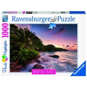 Praslin Island, Seychelles Puzzle