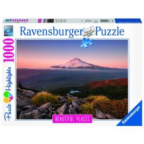 Mount Hood, Oregon, USA Puzzle
