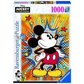 Disney Retro Mickey Puzzle
