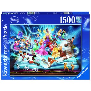 Rburg - Disney Magical Storybook 1500pc
