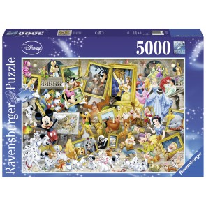 Rburg - Disney Favourite Friends 5000pc