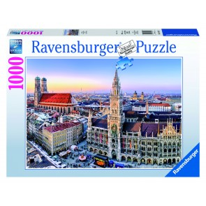 Rburg - Beautiful Germany Puzzle 1000pc
