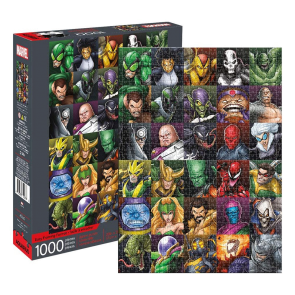 Marvel - Villains Collage Jigsaw Puzzle