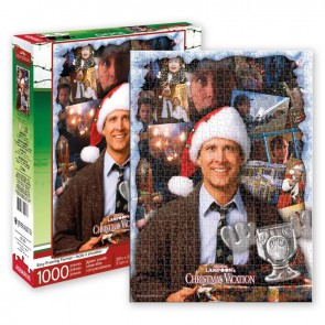 Aquarius National Lampoon's Christmas Vacation Jigsaw Puzzle