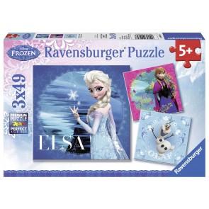 Disney Frozen Elsa Puzzle