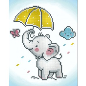 Diamond Dotz Baby Brollie Kit
