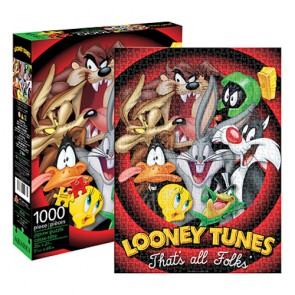 Looney Tunes - That's All Folks Jigsaw Puzzle