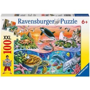 Rburg - Beautiful Ocean Puzzle 100pc