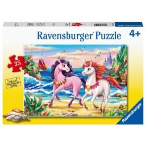 Ravensburger Beach Unicorns Jigsaw Puzzle