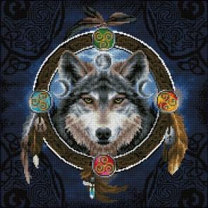 Diamond Dotz Celtic Wolf Guide Kit