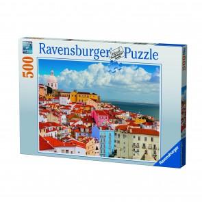 Rburg - Lissabon Puzzle 500pc
